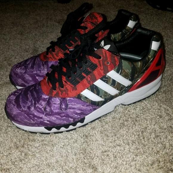 meilleures baskets c586b 61457 Adidas ZX 7000 x A$AP ROCKY x Blvck Scvle Size 12